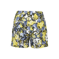 Erdem emi crepe shorts 2?1516597215