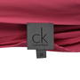 Authentic Second Hand CK Calvin Klein Pink Toga Dress (PSS-228-00020) - Thumbnail 2