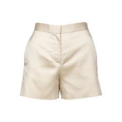 Shantung Shorts