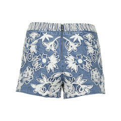 Alice olivia marisa embroidered demin shorts 2?1516603938