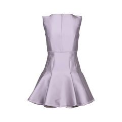 Giambattista valli satin flare dress 2?1516604078