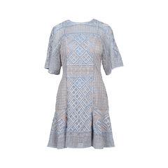 Mini Marine Pale Blue Dress