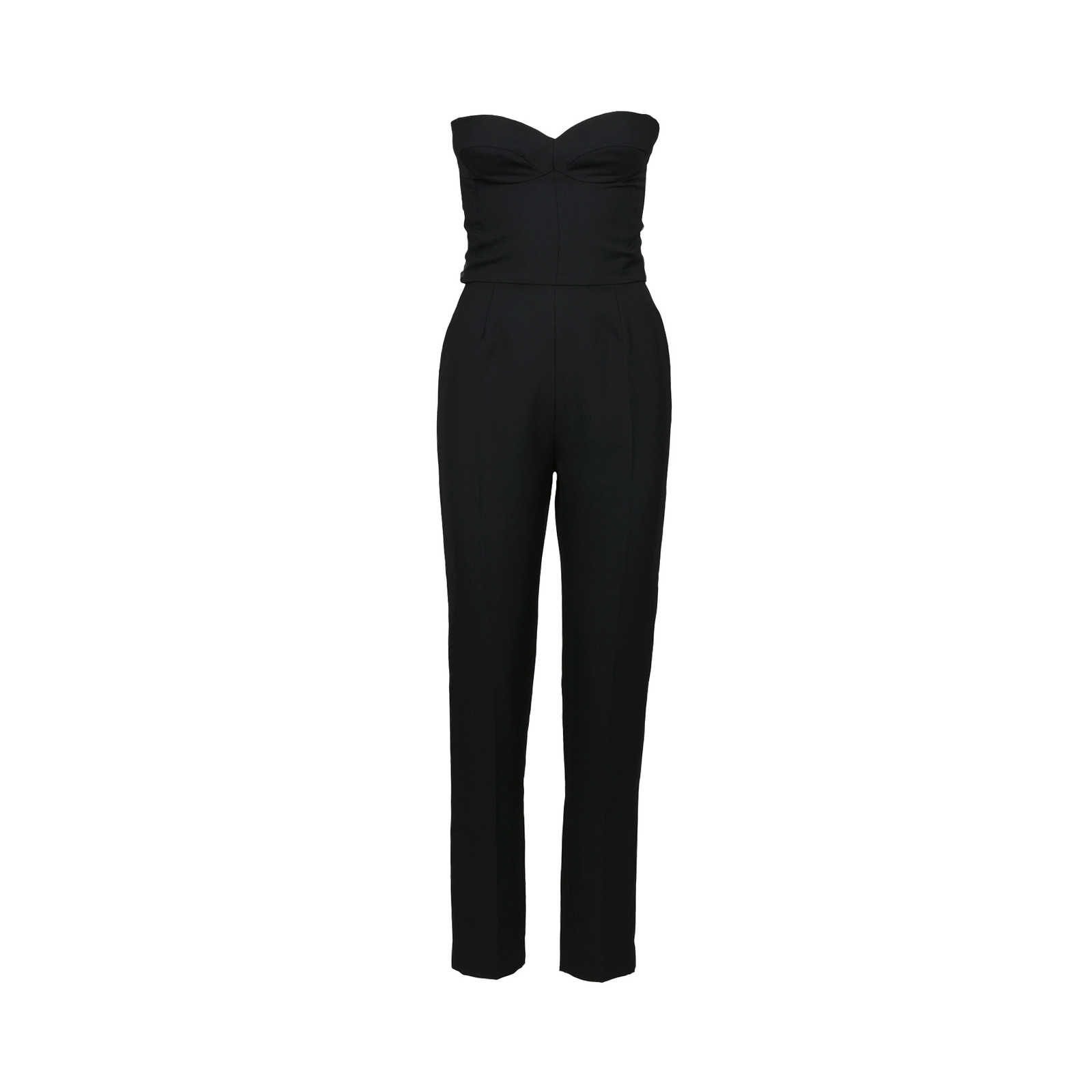 7c55787c87 Authentic Second Hand Martin Grant Wool Bustier Jumpsuit (PSS-080-00139) ...