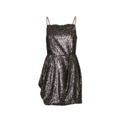 Velutina Strap Dress