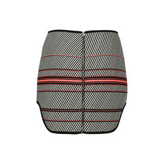 Rag bone stripe mini skirt 2?1516693870