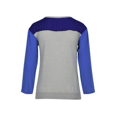 Reed krakoff colorblock sweater 2?1516693955