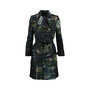 Authentic Pre Owned Erdem Kaija Printed Trench Coat (PSS-080-00202) - Thumbnail 0