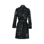 Authentic Pre Owned Erdem Kaija Printed Trench Coat (PSS-080-00202) - Thumbnail 1