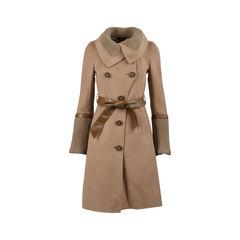 Leigh Wool Coat