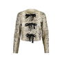 Authentic Pre Owned Prada Python Jacket (PSS-080-00204) - Thumbnail 0