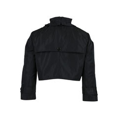 Dolce gabbana cropped ruffle trim jacket 2?1516853029