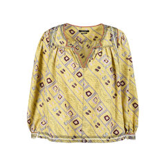 Tyron Embroidered Blouse