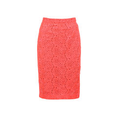 Towner Lace Pencil Skirt