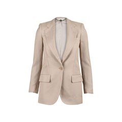 Straight Cut Blazer
