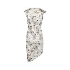 Aminaka wilmont beaded shoulder silk dress 2?1516853377
