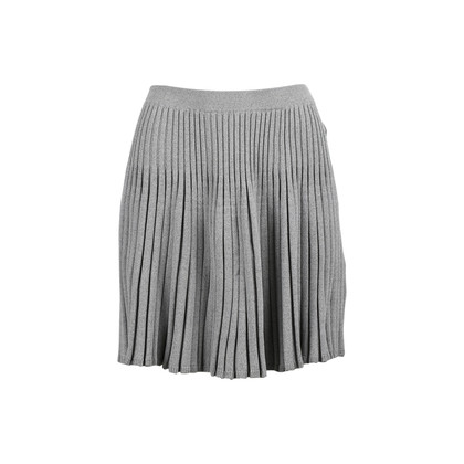 Authentic Second Hand Jonathan Simkhai Pleated Stretch Skirt (PSS-054-00181)