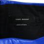 Authentic Second Hand Isabel Marant Bettya Lambskin Leather Skirt (PSS-054-00184) - Thumbnail 2