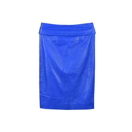 Authentic Second Hand Isabel Marant Bettya Lambskin Leather Skirt (PSS-054-00184)