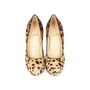 Authentic Second Hand Christian Louboutin Calf Hair Leopard Print Pumps (PSS-080-00240) - Thumbnail 0