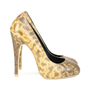 Authentic Second Hand Kathryn Amberleigh Snakeskin Pumps (PSS-080-00262) - Thumbnail 1