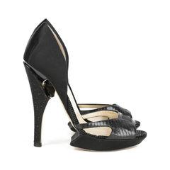 Nicholas kirkwood glitter heel peep toe sandals 4?1517202727