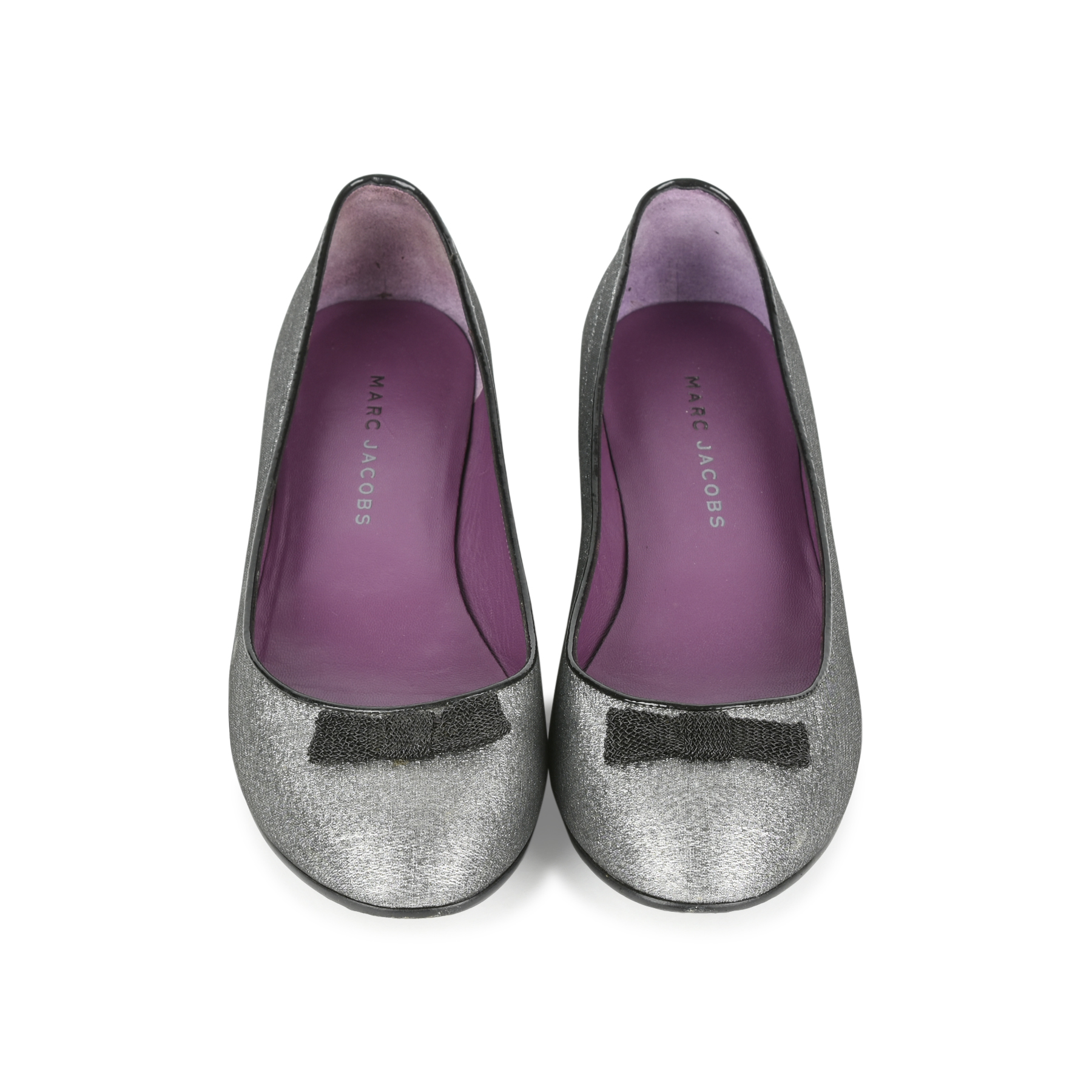804d36b16ed Authentic Second Hand Marc Jacobs Ballet Flats (PSS-054-00203)