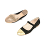 Authentic Second Hand A.P.C Mary-Jane Flats (PSS-054-00204) - Thumbnail 1