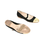 Authentic Second Hand A.P.C Mary-Jane Flats (PSS-054-00204) - Thumbnail 2