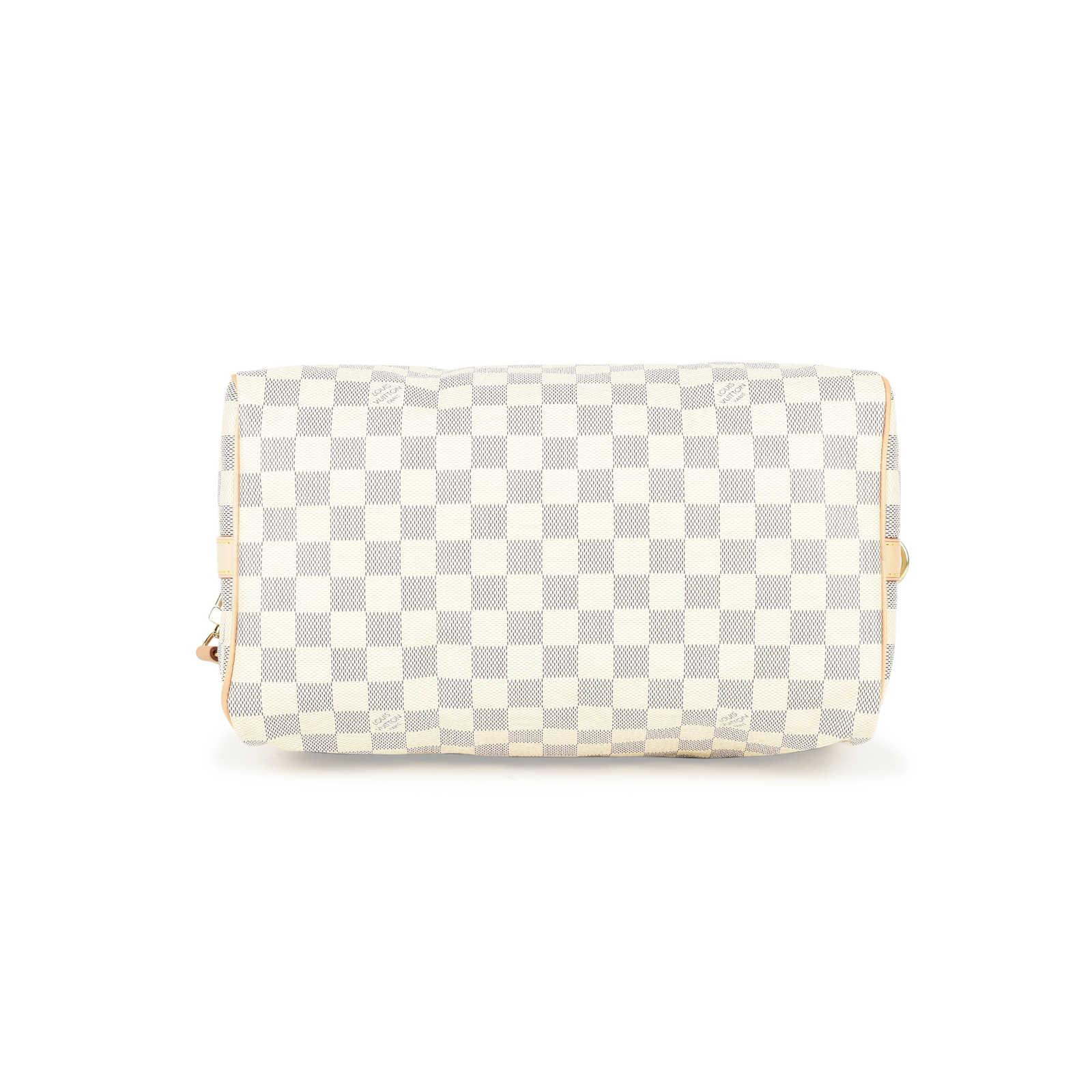 7f421efc07bc ... Authentic Second Hand Louis Vuitton Speedy Bandoulière 30  (PSS-446-00001) ...
