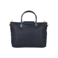 Prada tessuto saffiano tote bag blue 2?1517218976