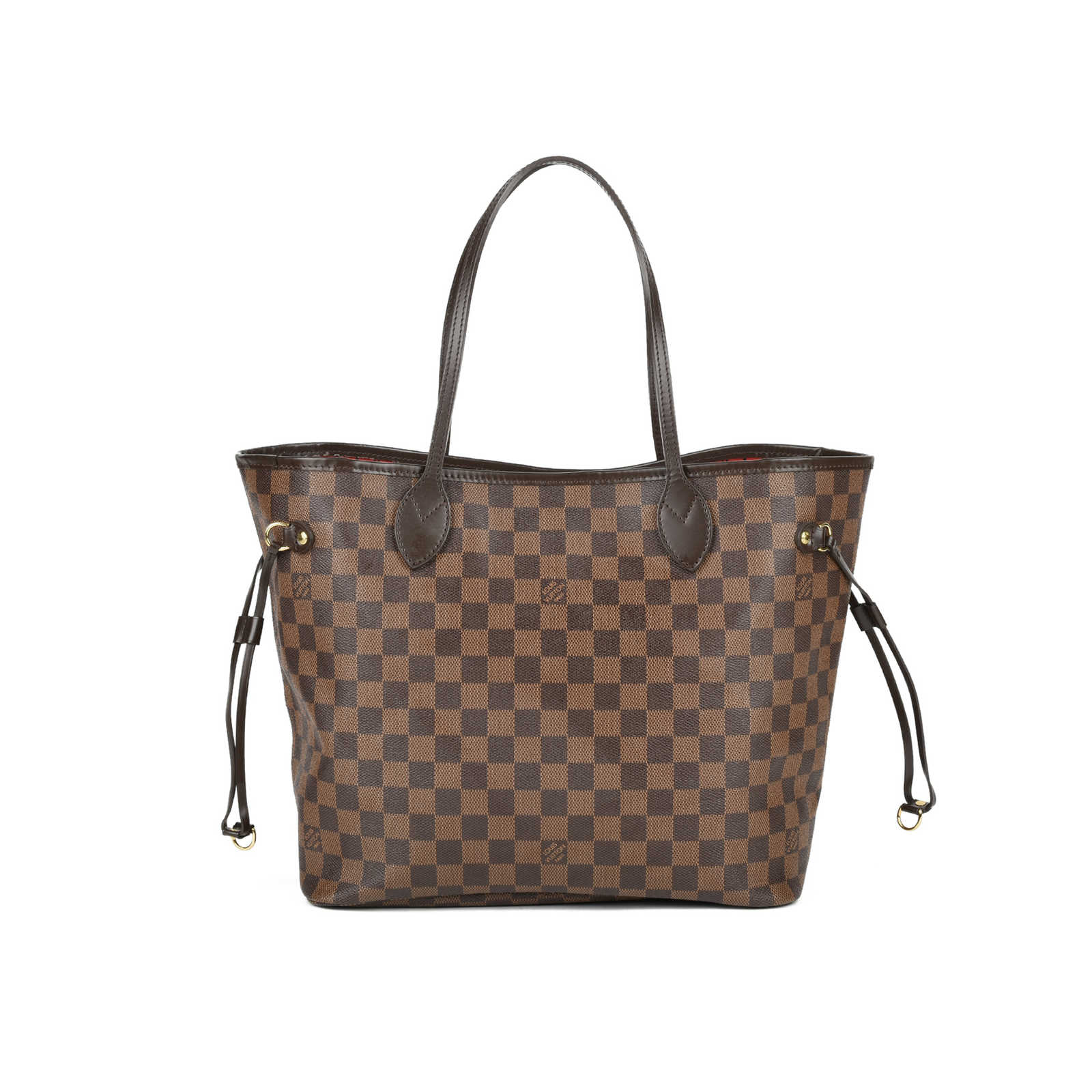 e0d494b4e32 ... classic 55dcb a8e58 Authentic Pre Owned Louis Vuitton Neverfull MM  (PSS-446-00009 ...