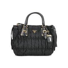 Tessuto Gaufre Bag