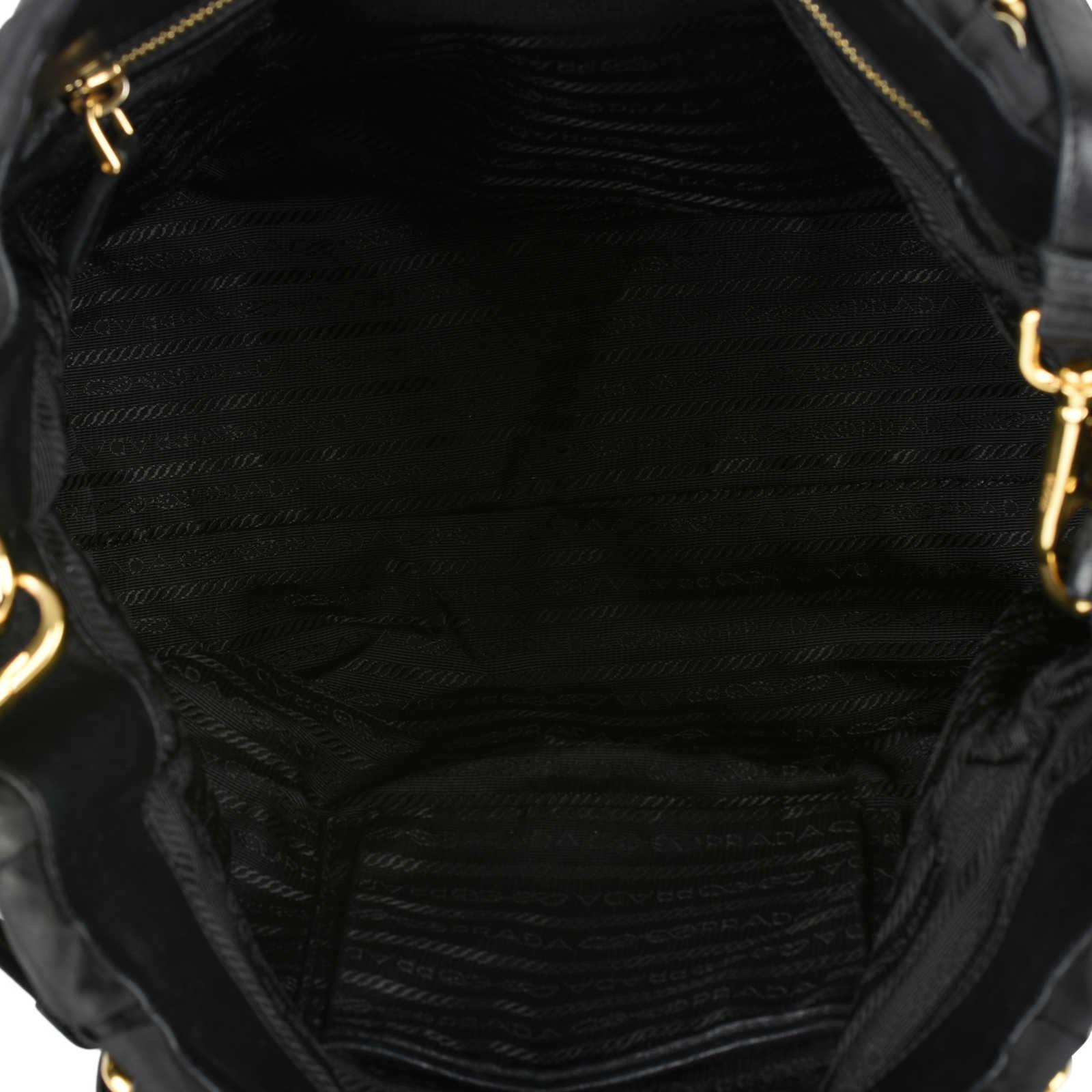 f464035c3662 ... Authentic Second Hand Prada Tessuto Gaufre Bag (PSS-446-00010) -  Thumbnail