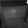 Authentic Second Hand Céline Micro Luggage Tote (PSS-446-00014) - Thumbnail 3