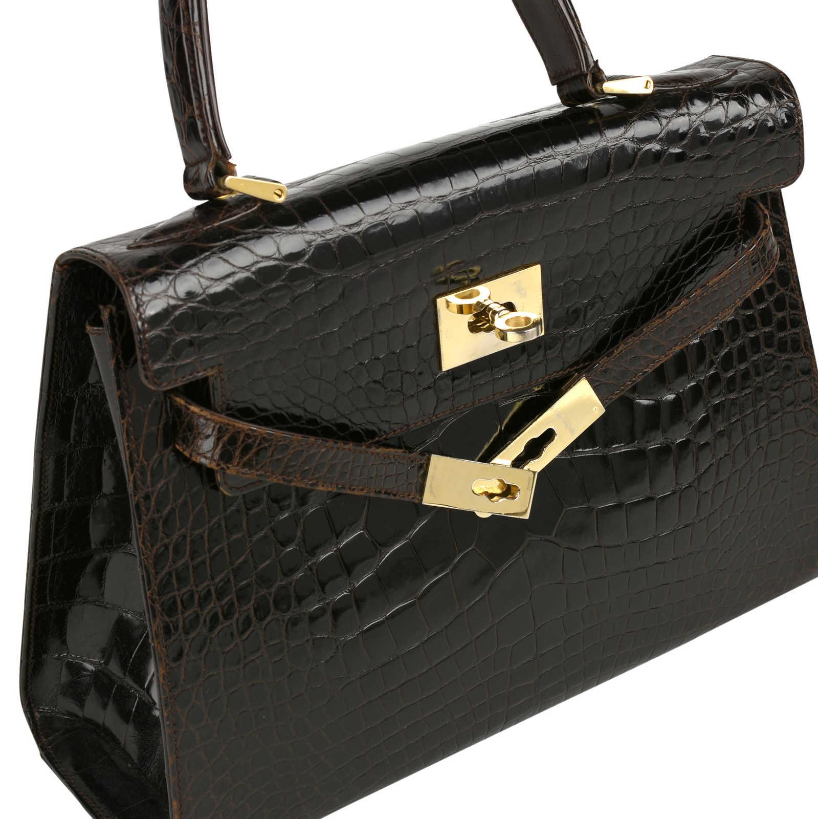 d13983580ac7 ... Authentic Vintage Bally Kelly Style Bag (PSS-355-00023) - Thumbnail 5  ...