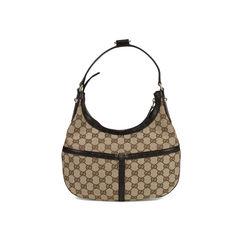 Gucci canvas shoulder bag 2?1517470275