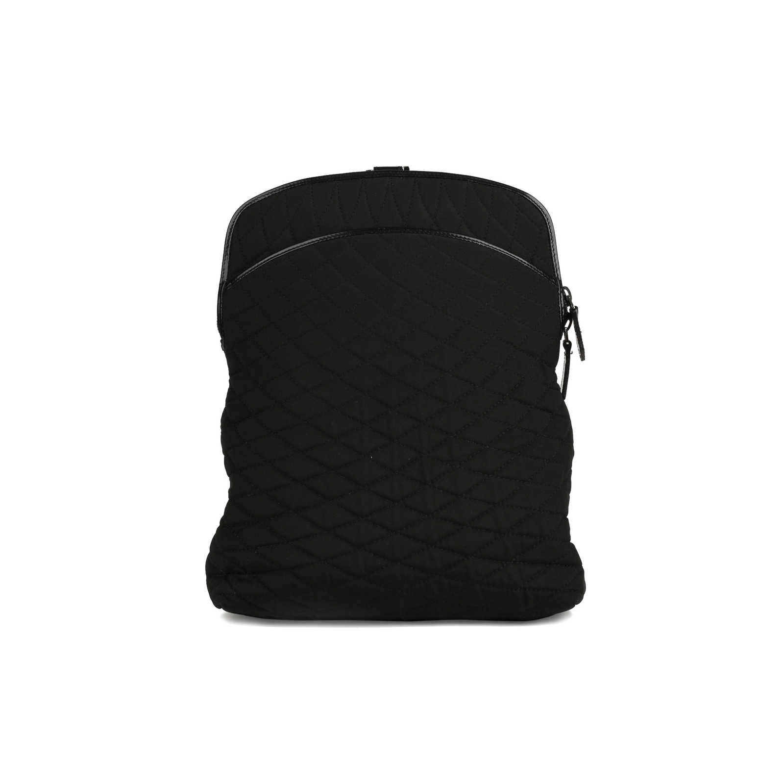 d0b48142f9 Authentic Second Hand Bally Quilted Backpack (PSS-355-00019) - Thumbnail 0  ...