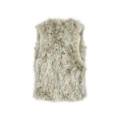 Isabel marant shearling fur vest 2?1517480479