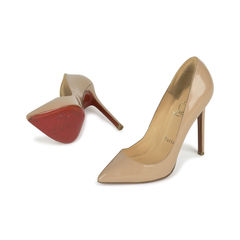 Christian louboutin nude so kate pumps 7