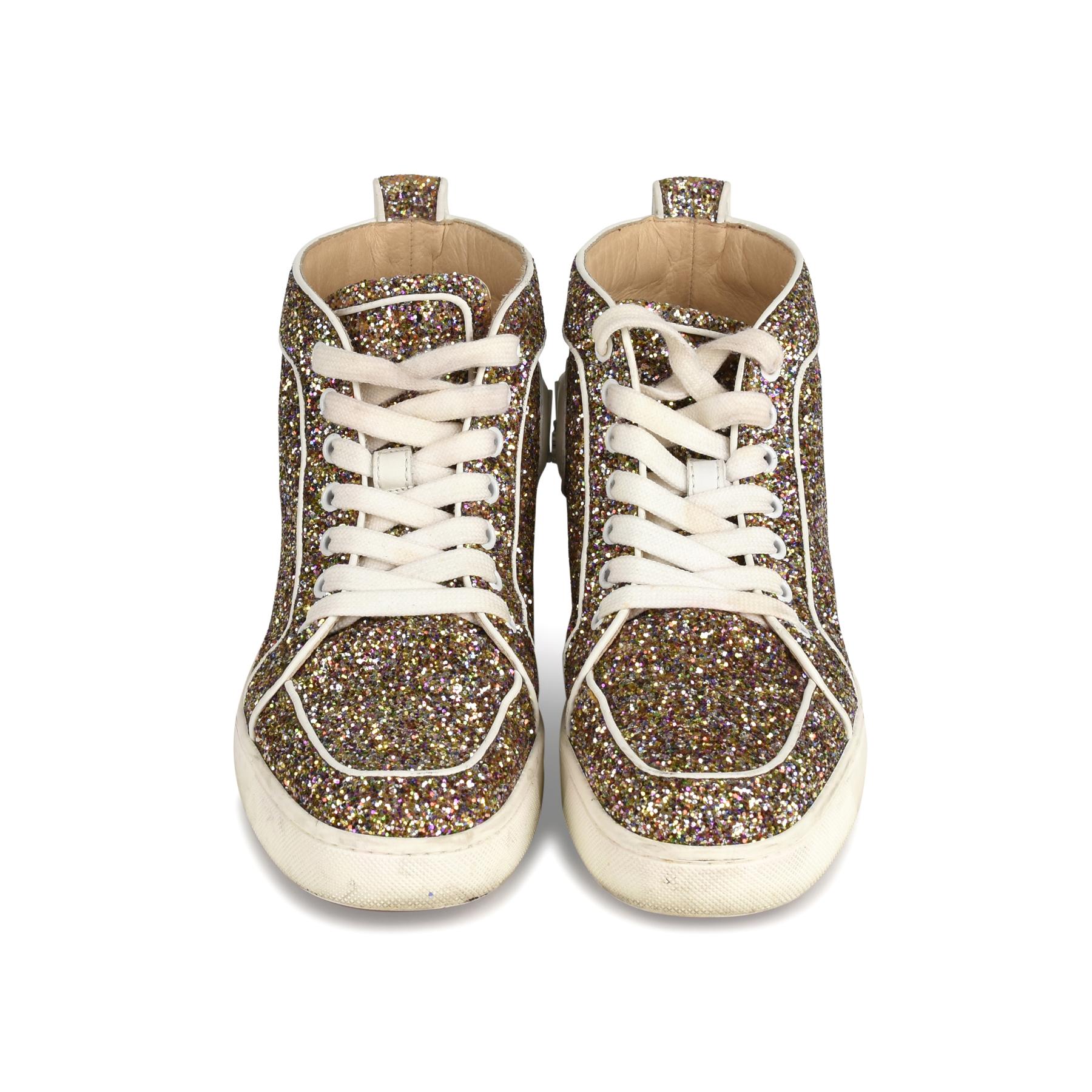 brand new 06ca4 351c0 Rantus Orlato Glitter Sneakers