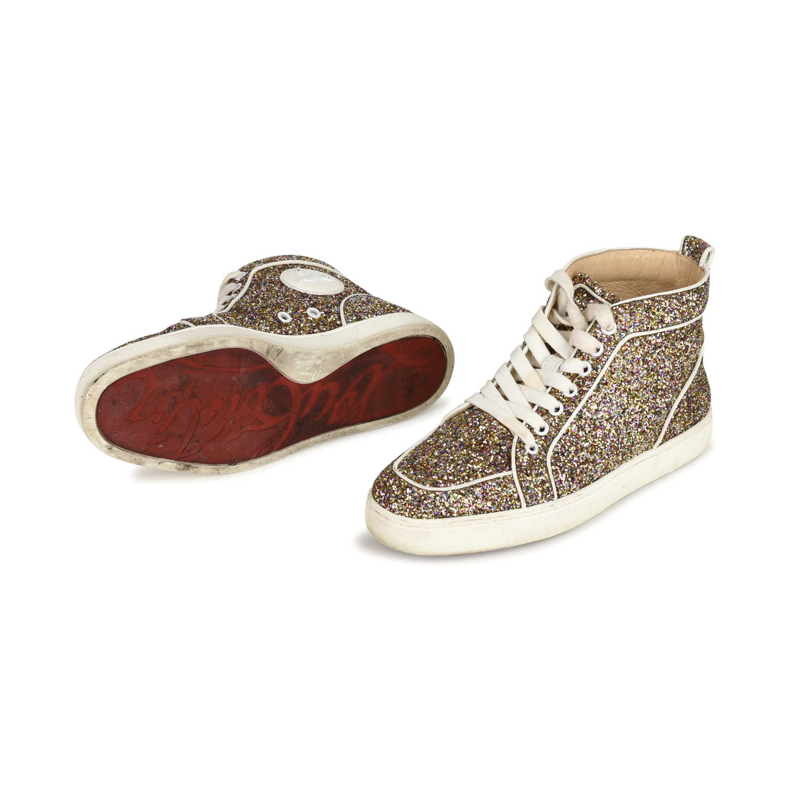 new products e806c 0f4a5 Authentic Second Hand Christian Louboutin Rantus Orlato ...