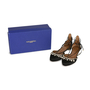 Authentic Pre Owned Aquazzura Alexa Jewel Lace Up Flats (PSS-197-00052) - Thumbnail 5