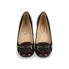 Patent Loafer Pumps