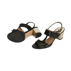 Salvatore ferragamo black t strap sandals 2?1517988697