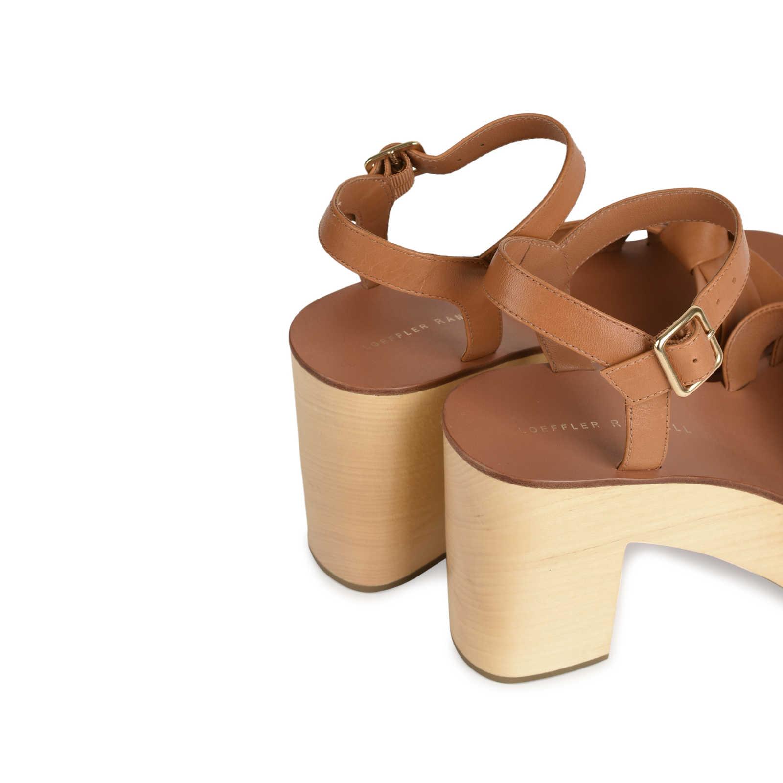 6b1700c81f7a ... Authentic Second Hand Loeffler Randall Elsa Platform Sandals (PSS-110- 00029) ...