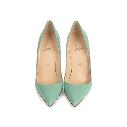 Authentic Pre Owned Christian Louboutin So Kate 120 Pumps (PSS-197-00049)