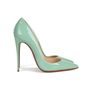 Authentic Pre Owned Christian Louboutin So Kate 120 Pumps (PSS-197-00049) - Thumbnail 1