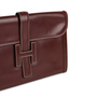 Hermes Box Jige Clutch Red - Thumbnail 3