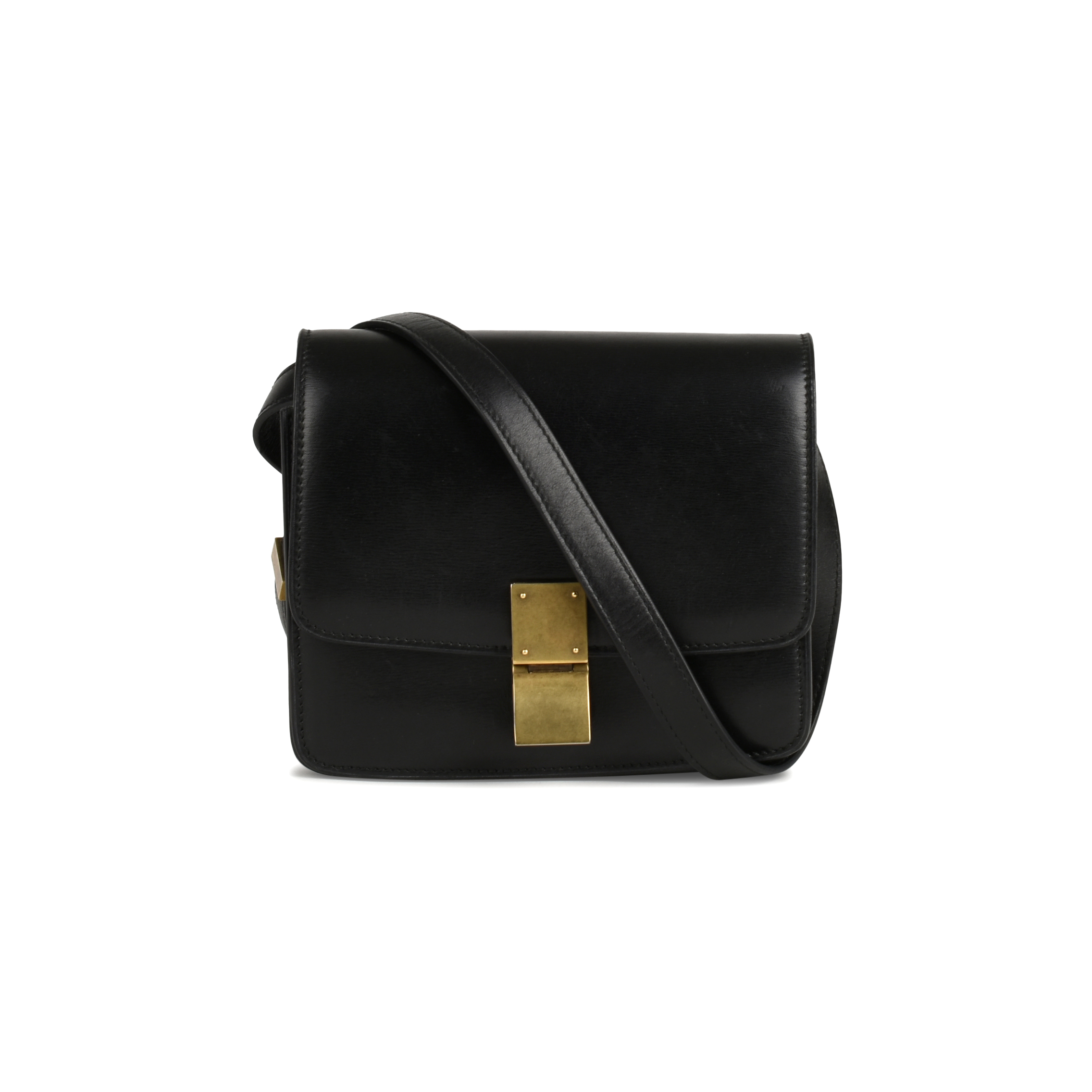 90962acaf7bb Authentic Second Hand Céline Small Box Bag (PSS-429-00003)