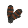 Authentic Second Hand (unbranded) Knit Gloves (PSS-145-00161) - Thumbnail 0